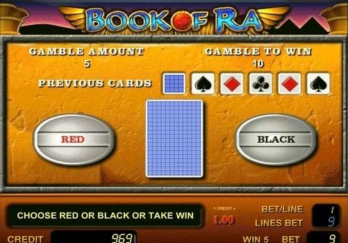 Игровой автомат Book of Ra на деньги с выводом