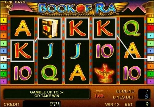 Игровые автоматы на реальные деньги с выводом Book of Ra