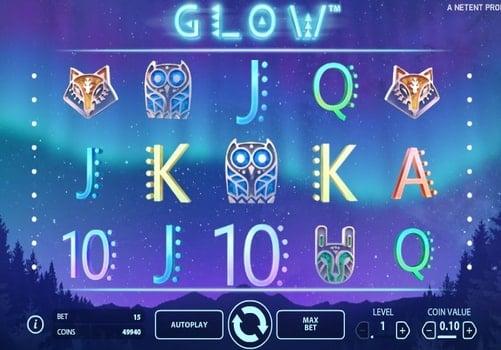 Игровые автоматы на реальные деньги с выводом - Glow