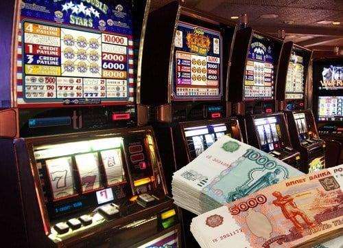 Игровые автоматы на рубли с выводом