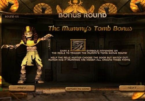 Бонусная игра в онлайн слоте Lost