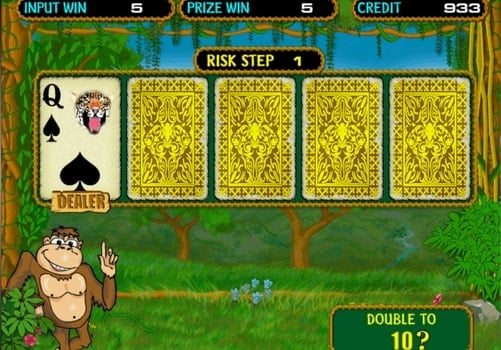 Игровой автомат Crazy Monkey на деньги с выводом